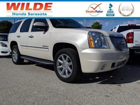 2013 GMC Yukon for sale in Sarasota, FL