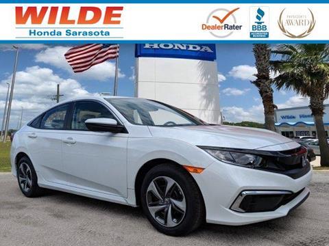 2019 Honda Civic for sale in Sarasota, FL
