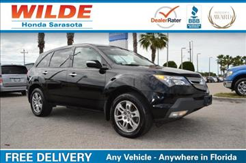 2007 Acura MDX for sale in Sarasota, FL