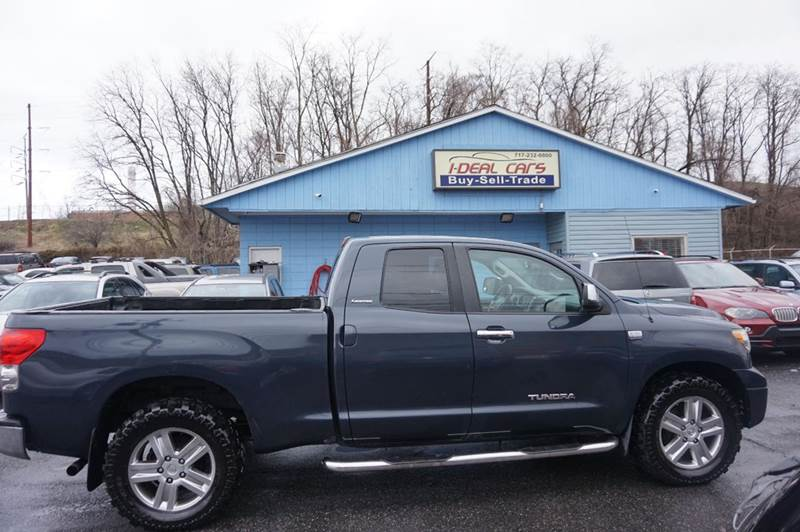 2007 Toyota Tundra Limited 4dr Double Cab 4WD SB (4 7L V8) In