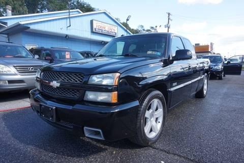2003 Chevrolet Silverado 1500 SS for sale in Harrisburg, PA
