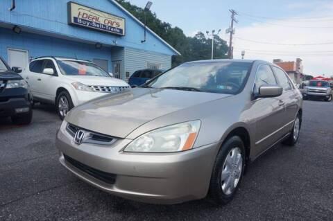 2004 Honda Accord For Sale >> 2004 Honda Accord For Sale In Harrisburg Pa