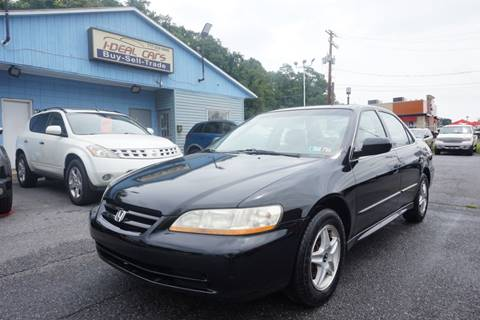 2002 Honda Accord for sale in Harrisburg, PA