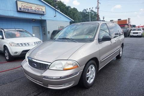 2002 Ford Windstar for sale in Harrisburg, PA