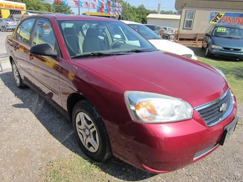 2007 Chevrolet Malibu for sale in San Antonio, TX