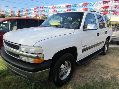 2000 Chevrolet Tahoe for sale in San Antonio, TX