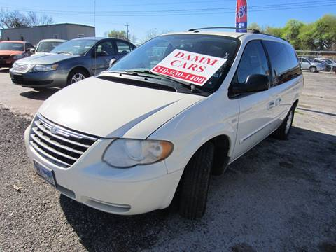 2007 Chrysler Town and Country for sale in San Antonio, TX