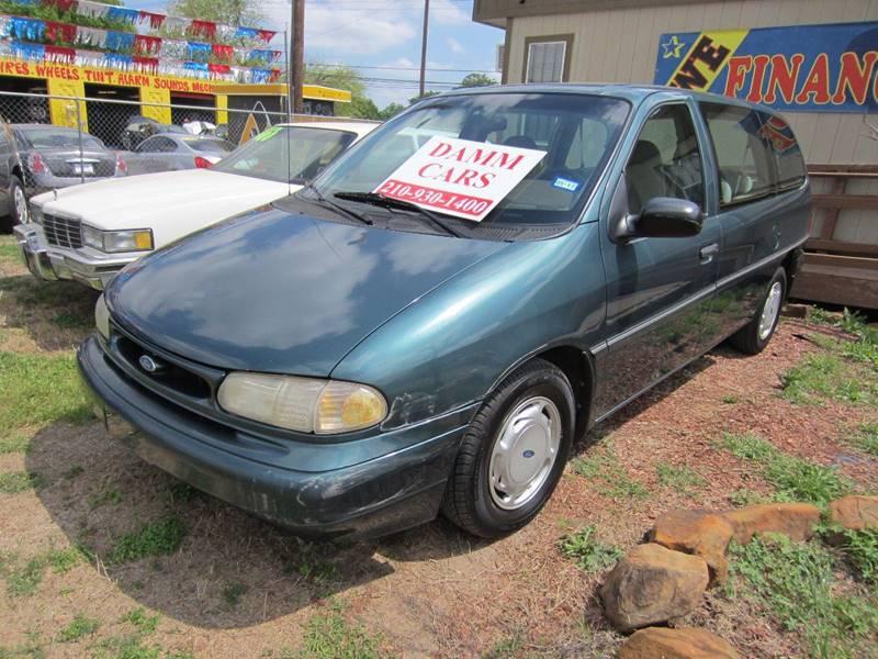 1997 Ford Windstar 3dr GL Mini-Van - San Antonio TX