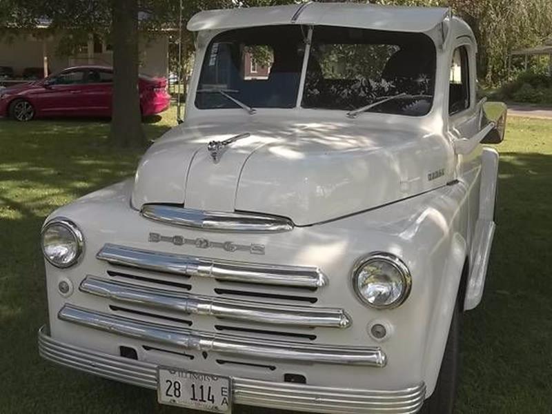 1948 Dodge B1  - Hobart IN