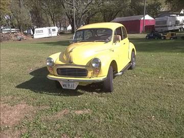 1969 Morris Minor