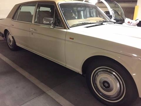 1988 Rolls-Royce Silver Spur for sale in Hobart, IN