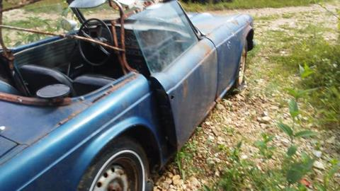 1967 Triumph TR4 for sale in Hobart, IN