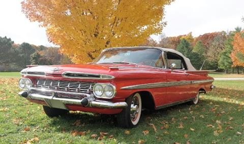 1959 Chevrolet Impala for sale in Hobart, IN