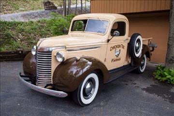 1940 Chevrolet C/K 20 Series