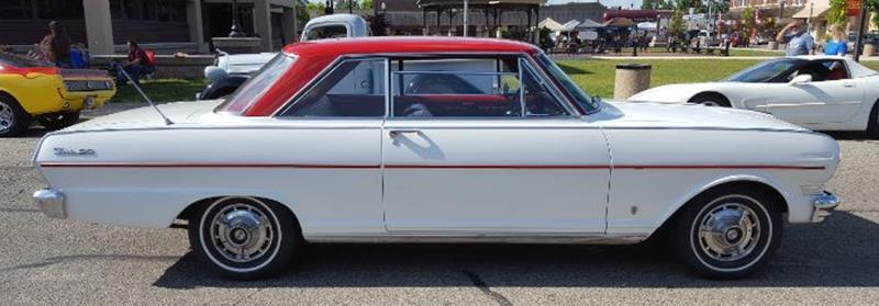 1963 Chevrolet Nova SS - Hobart IN
