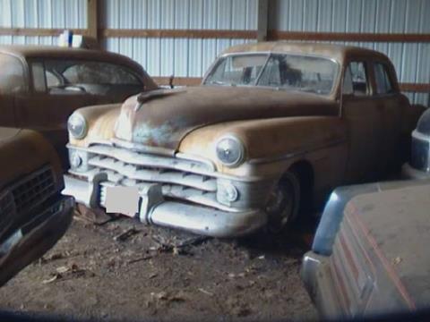 1950 Chrysler New Yorker for sale in Hobart, IN