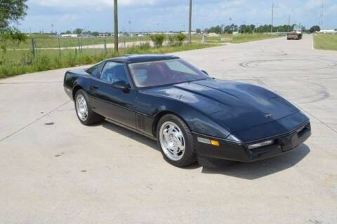 1990 Chevrolet Corvette for sale at Haggle Me Classics in Hobart IN
