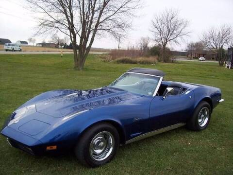 1973 Chevrolet Corvette for sale at Haggle Me Classics in Hobart IN