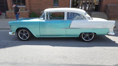 1955 Chevrolet Bel Air For Sale In Hobart IN