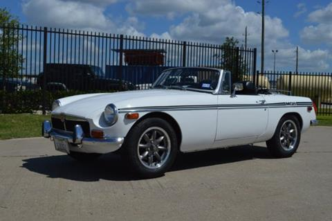 1973 MG B for sale in Hobart, IN