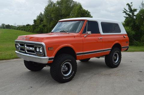 1972 GMC Jimmy for sale in Hobart, IN