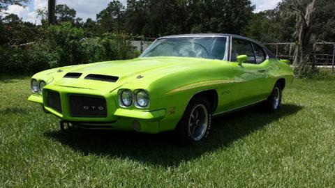 1971 Pontiac Le Mans for sale in Hobart, IN