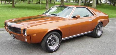 1969 AMC AMX for sale in Hobart, IN