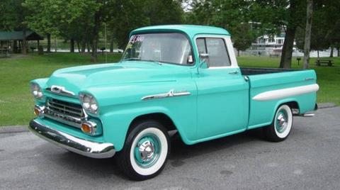 1958 Chevrolet Apache for sale in Hobart, IN