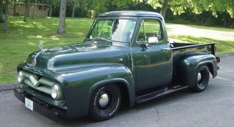 1955 Ford F-100 for sale in Hobart, IN