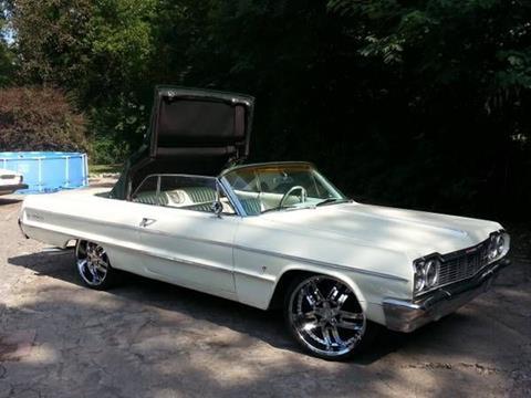 1964 chevrolet impala for sale. Black Bedroom Furniture Sets. Home Design Ideas