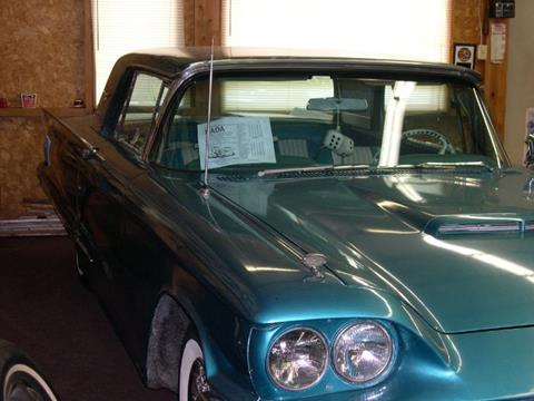 1960 Ford Thunderbird for sale in Hobart, IN