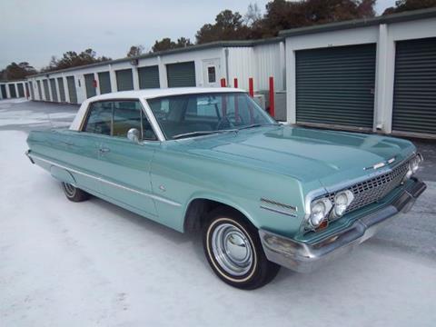 1963 Chevrolet Impala for sale in Hobart, IN