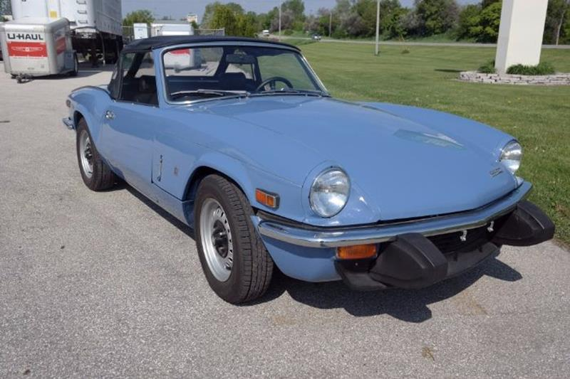 1973 Triumph Spitfire Convertible In Hobart In Haggle Me