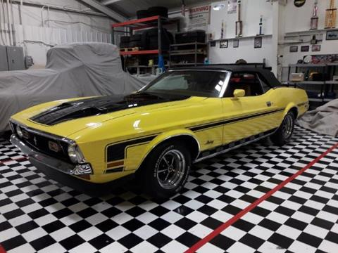 1972 Ford Mustang for sale in Hobart, IN