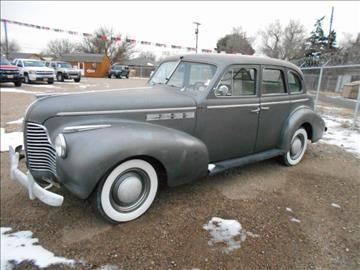 1940 Buick Touring