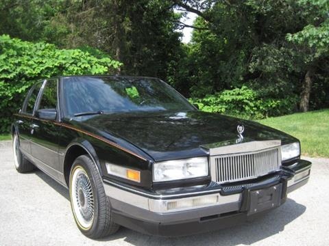 1987 Cadillac Seville For Sale - Carsforsale.com®