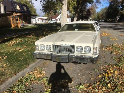 1972 Ford Thunderbird For Sale In Hobart IN