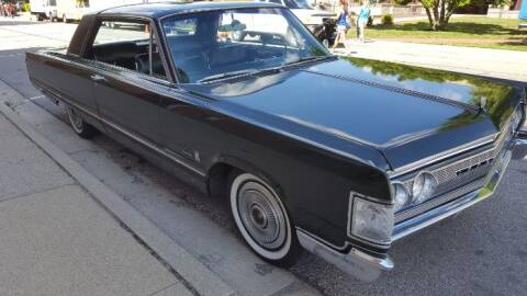 1967 Chrysler Imperial for sale at Haggle Me Classics in Hobart IN