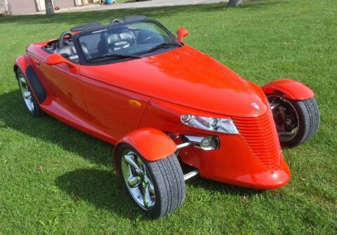 1999 Plymouth Prowler for sale at Haggle Me Classics in Hobart IN