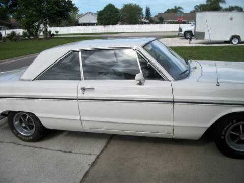 1965 Plymouth Fury for sale at Haggle Me Classics in Hobart IN