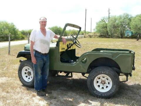 1969 Jeep CJ-5 for sale at Haggle Me Classics in Hobart IN