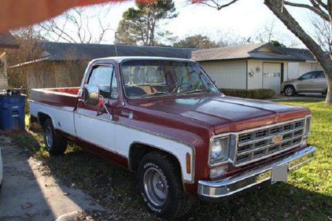 77 Chevy Truck >> 1977 Chevrolet C K 10 Series For Sale In Hobart In