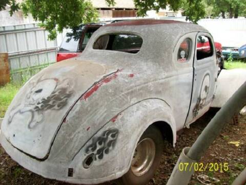 1937 Plymouth Business Coupe for sale at Haggle Me Classics in Hobart IN