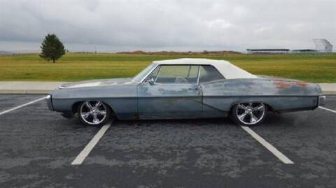 1968 Pontiac Catalina for sale at Haggle Me Classics in Hobart IN