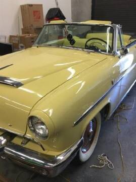 1953 Mercury Convertible for sale at Haggle Me Classics in Hobart IN