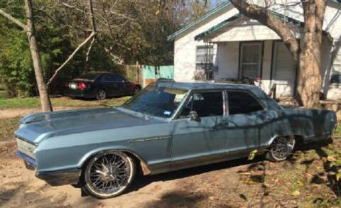 1966 Buick LeSabre for sale at Haggle Me Classics in Hobart IN