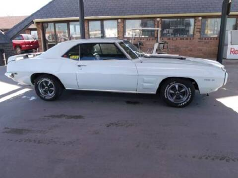 1969 Pontiac Firebird for sale at Haggle Me Classics in Hobart IN