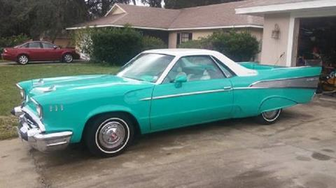 Chevy El Paso >> Used 1957 Chevrolet El Camino For Sale In El Paso Tx Carsforsale Com