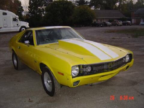 1970 AMC AMX for sale at Haggle Me Classics in Hobart IN