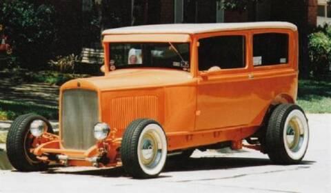 1929 Chrysler Sedan for sale at Haggle Me Classics in Hobart IN